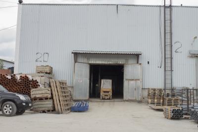 Аренда складских помещений 1085 кв. м.