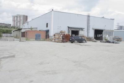 Аренда складских помещений 2535 кв. м.